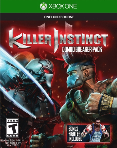 XBOX ONE KILLER INSTINCT (2.EL)
