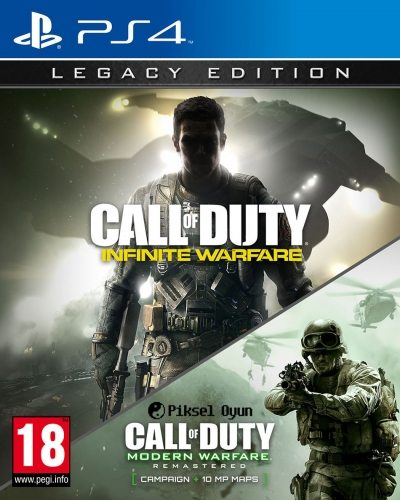 PS4 CALL OF DUTY: INFINITE WARFARE LEGACY EDITION (MODERN WARFARE 1)