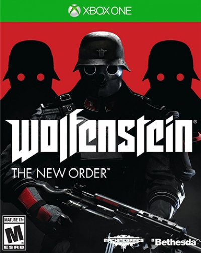 XBOX ONE WOLFENSTEIN THE NEW ORDER