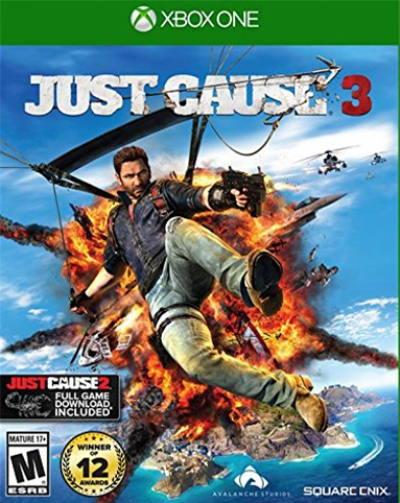 XBOX ONE JUST CAUSE 3 (SIFIR)