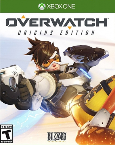 XBOX ONE OVERWATCH ORIGINS EDITION (SIFIR)