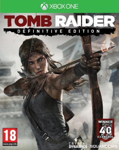 XBOX ONE TOMB RAIDER DEFINITIVE EDITION (2.EL)
