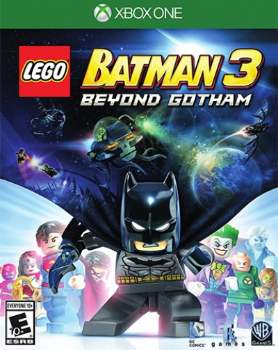 XBOX ONE LEGO BATMAN 3 BEYOND GOTHAM (SIFIR)