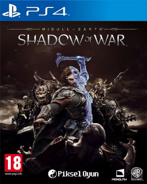 PS4 SHADOW OF WAR