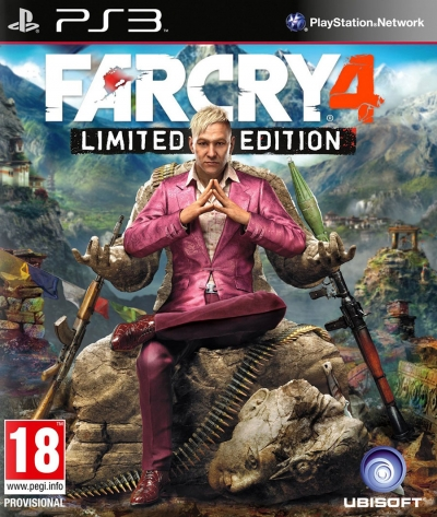 PS3 FAR CRY 4 (2.EL)