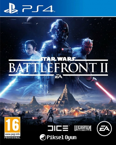 PS4 STAR WARS BATTLEFRONT 2