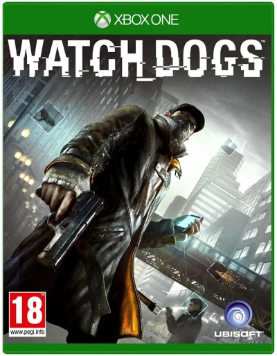 XBOX ONE WATCH DOGS (2.EL)
