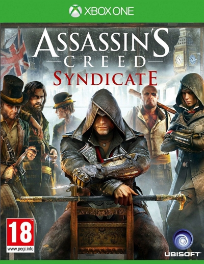 XBOX ONE ASSASSIN'S CREED SYNDICATE (SIFIR)