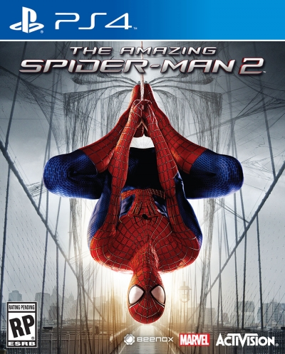 PS4 THE AMAZING SPIDER-MAN 2 (SIFIR)