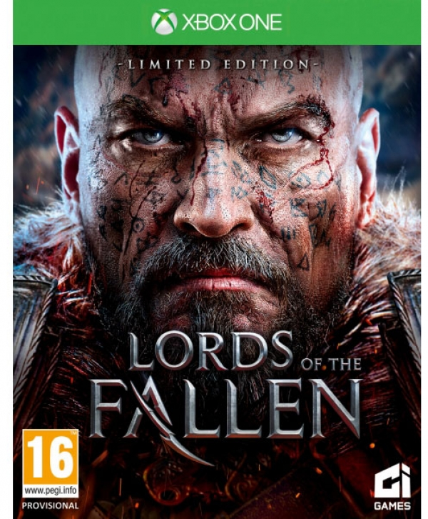 XBOX ONE LORDS OF THE FALLEN (2.EL)
