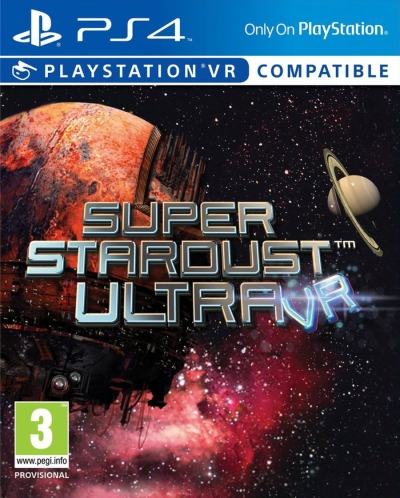 PS4 SUPER STARDUST ULTRA VR
