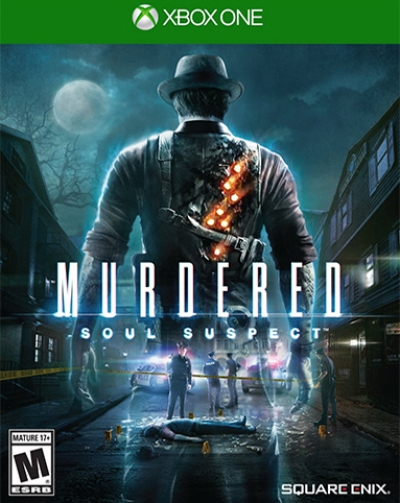 XBOX ONE MURDERED SOUL SUSPECT (2.EL)