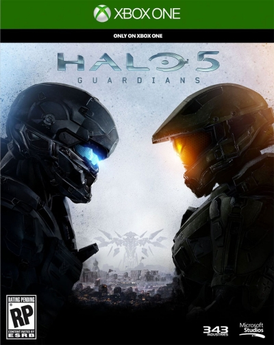 XBOX ONE HALO 5 (2.EL)