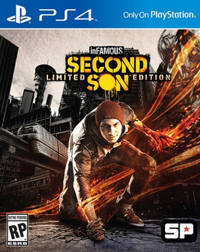 Infamous Second Son Turkce