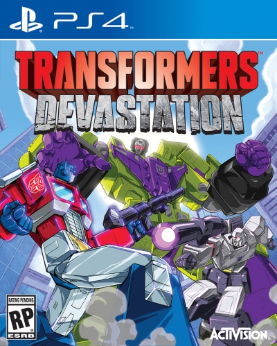 Transformers Devastation 2.EL