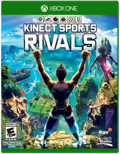 XBOX ONE KINECT SPORTS RIVALS (2.EL)
