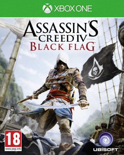 XBOX ONE ASSASSIN'S CREED BLACK FLAG (2.EL)