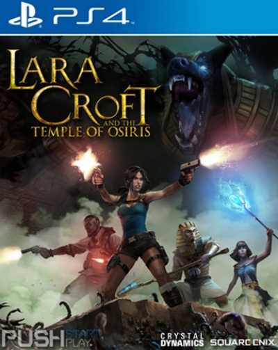 Lara Croft And The Temple Of Osırıs