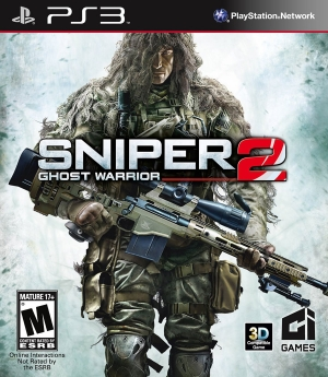 PS3 SNIPER GHOST WARRIOR 2 (2.EL)