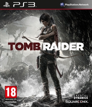 PS3 TOMB RAIDER (2.EL)