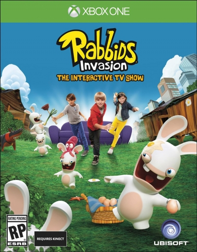 XBOX ONE RABBIDS INVASION (2.EL)