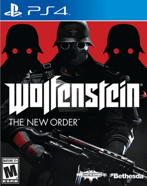 ps4 Wolfensteın The New Order