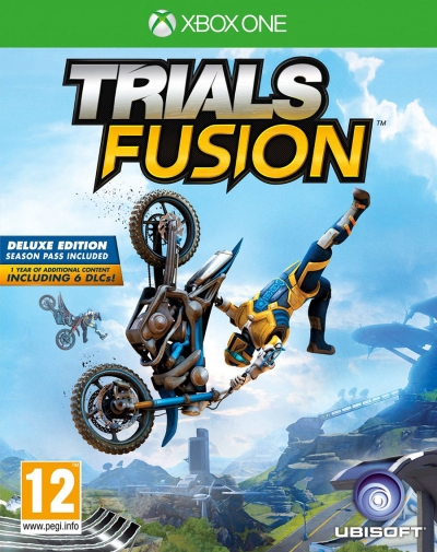 XBOX ONE TRIALS FUSION (2.EL)