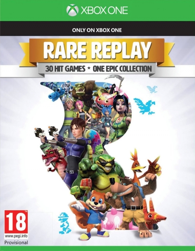XBOX ONE RARE REPLAY (SIFIR)