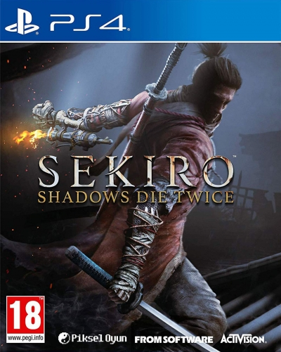 Ps4 Sekiro: Shadows Die Twice