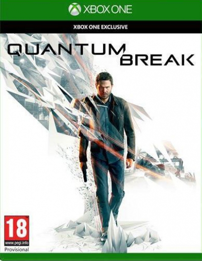 XBOX ONE QUANTUM BREAK (2.EL)