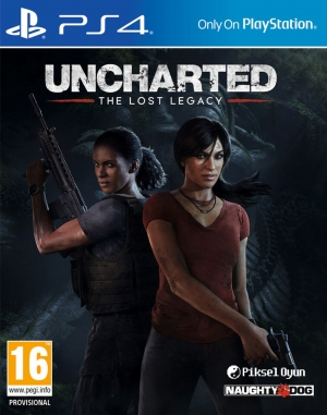 PS4 UNCHARTED KAYIP MİRAS (THE LOST LEGACY)