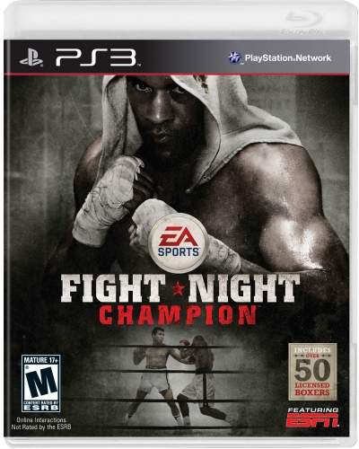 PS3 FIGHT NIGHT CHAMPION (2.EL)
