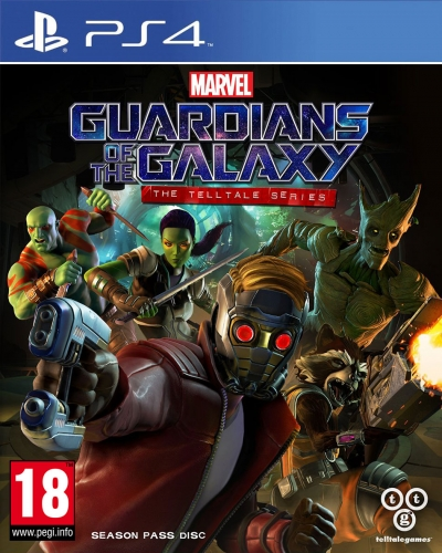 PS4 MARVEL GUARDIANS OF THE GALAXY