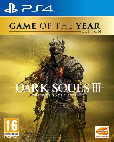 PS4 DARK SOULS 3 THE FIRE FADES EDITION