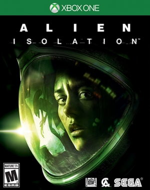 XBOX ONE ALIEN ISOLATION (SIFIR)