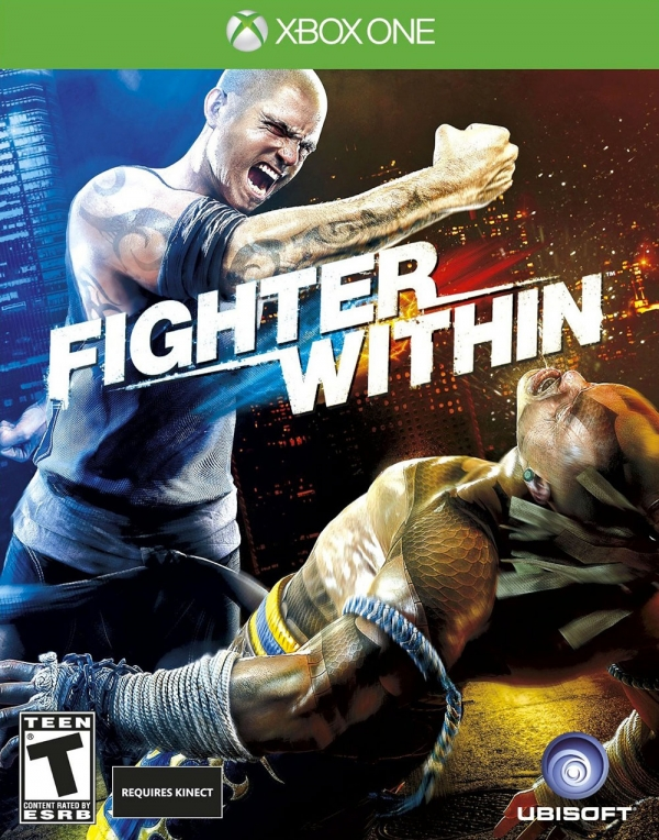 XBOX ONE FIGHTER WITHIN (SIFIR)