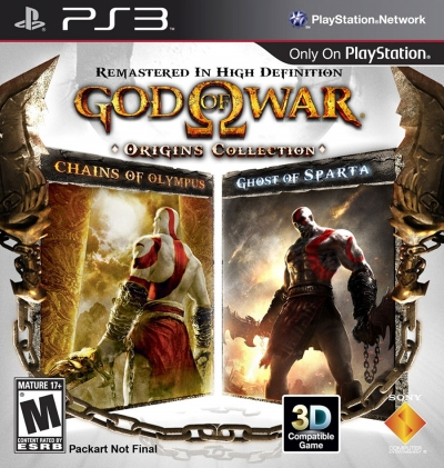 PS3 GOD OF WAR COLLECTION 2 (2.EL)