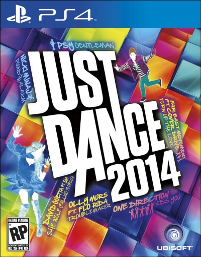 JUST DANCE 2014 2. EL