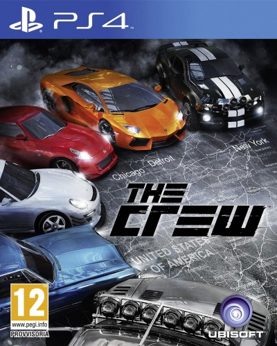 The Crew Limited Edition 2.EL