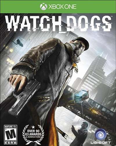 XBOX ONE WATCH DOGS (SIFIR)