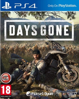 Ps4 Days Gone Türkçe