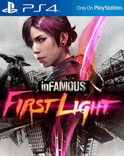 infamous First Light