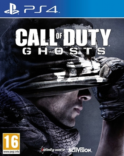 PS4 Call of Duty Ghosts (sıfır)