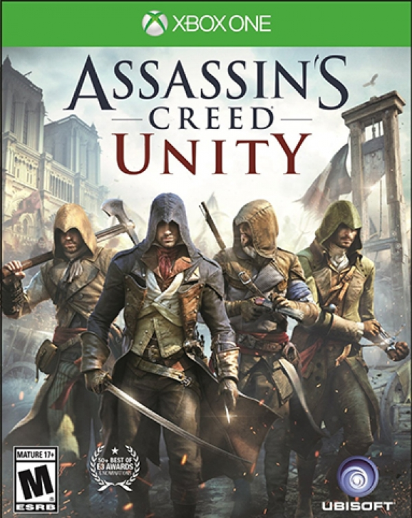 XBOX ONE ASSASSINS CREED  UNITY (2.EL)
