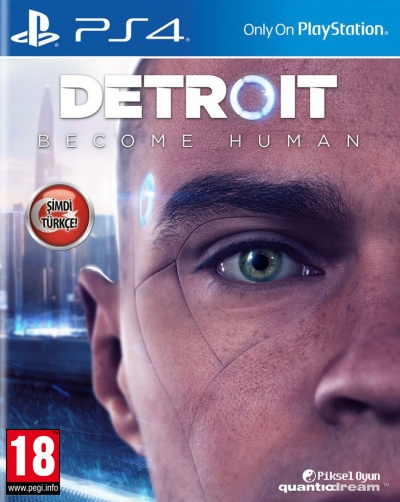 Ps4 Detroit Become Human Türkçe