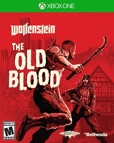 XBOX ONE WOLFENSTEIN THE OLD BLOOD (SIFIR)