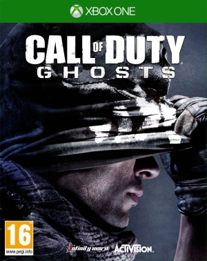 XBOX ONE CALL OF DUTY GHOSTS (SIFIR)