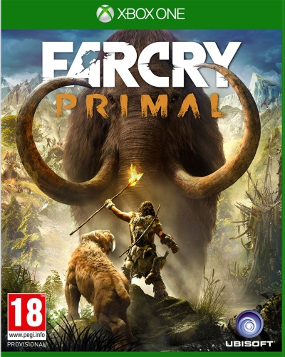 XBOX ONE FAR CRY PRIMAL (SIFIR)