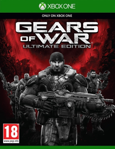 XBOX ONE GEARS OF WAR ULTIMATE EDITION (2.EL)