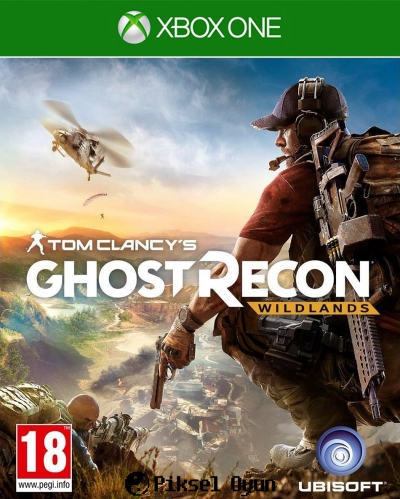 XBOX ONE GHOST RECON WILDLANDS